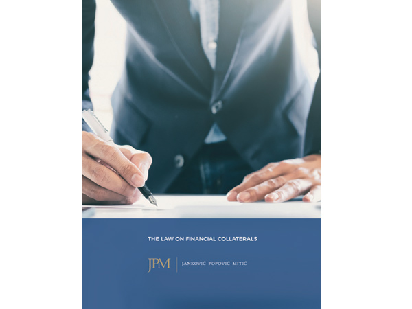 The Law on Financial Collaterals
