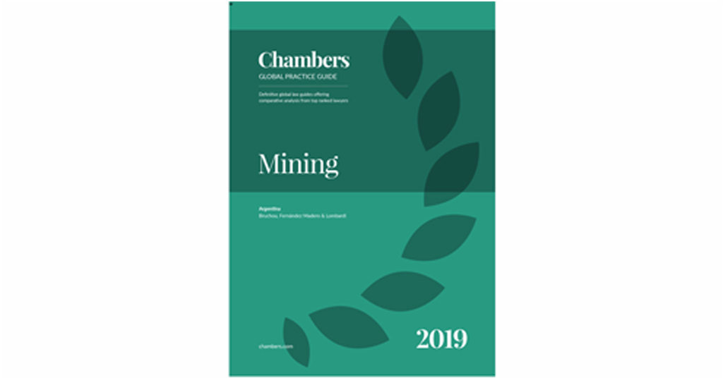 JPM contributed in Chambers Mining 2019 Global Practice Guide – Serbia chapter